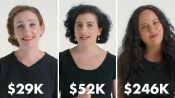Women of Different Salaries on Their Biggest Money Anxiety