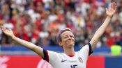 Megan Rapinoe Tribute - Women of The Year 2019