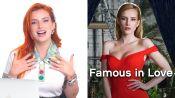从迪士尼的《Shake It Up》到《Famous In Love》,贝拉·索恩剖析了她最好的容貌