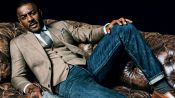 Idris Elba's GQ Photo Shoot