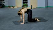 YOGA: Lower Back Stretch and Strengthen