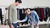 The First Look at the 2014 Best New Menswear Designers' Collections for Gap