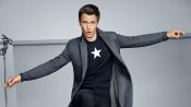 Divergent Star Ansel Elgort is Pretty Stoked He Moved Out of His Parents' House