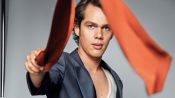 Ellar Coltrane Shows off His Best Dance Moves