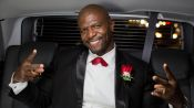Terry Crews's Go-to Karaoke Song is a Tween Favorite