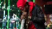 2 Chainz Taste-Tests Kush Water