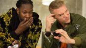 Diplo & 2 Chainz Try On $48K Sunglasses