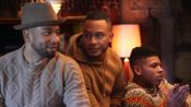 Behind the Scenes with the Stars of Empire