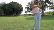 Swimsuit Model Kelly Rohrbach's Tips to Improve Your Golf Swing