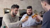 The Foodbeast Guys Take Martini Lessons at Terrine in L.A.