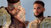 Cody Garbrandt Explains His Tattoos (And How His Mom Feels About That Neck Ink)
