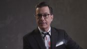 Stephen Colbert Reveals Some Very Compromising Information