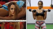 WWE's Bella Twins On The 6 Best Workout Moves