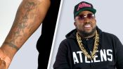 Big Boi Breaks Down His Tattoos