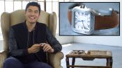 Henry Golding Shows Off Some Tasty Timepieces From His Watch Collection