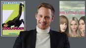 Alexander Skarsgard Breaks Down His Most Iconic Characters