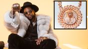 2 Chainz Shows Off His Insane Jewelry Collection