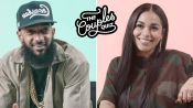 Lauren London Asks Nipsey Hussle 30 Questions