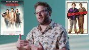 Seth Rogen Breaks Down His Most Iconic Characters