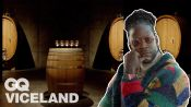 2 Chainz Tours One of the Most Expensivest Vineyards