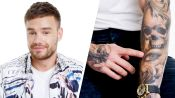 Liam Payne Breaks Down His Tattoos