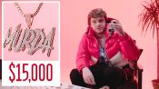 Murda Beatz Shows Off His Insane Jewelry Collection