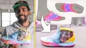 Kyrie Irving Breaks Down the KYRIE 6 Sneaker