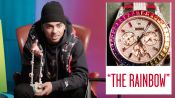 Ozuna Shows Off His Insane Jewelry Collection