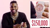 Jason Derulo Shows Off His Insane Jewelry Collection