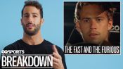 Formula 1 Driver Daniel Ricciardo Breaks Down Racing Movies
