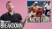 C.M. Punk Breaks Down Wrestling Scenes from Movies