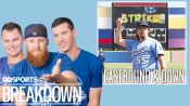 The LA Dodgers Break Down Baseball Movies