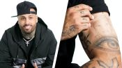 Nicky Jam Breaks Down His Tattoos