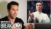Martial Artist Scott Adkins Breaks Down Fight Scenes from Movies