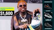 Gunna Shows Off His Favorite Sneakers, From Most Expensive to Ugliest
