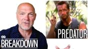 Survivorman Les Stroud Breaks Down Jungle Survival Scenes from Movies
