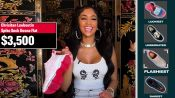 Saweetie Shows Off Her Favorite Sneakers, From Rarest to Sexiest