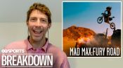 Motocross Pro Travis Pastrana Breaks Down Motocross Stunts from Movies