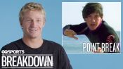 Pro Surfer Breaks Down Surfing Scenes from Movies