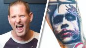 Slipknot's Corey Taylor Breaks Down His Tattoos