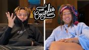 Cordae & Naomi Osaka Ask Each Other 30 Questions