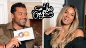 Ciara & Russell Wilson Ask Each Other 33 Questions