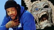 Rowdy Rebel Shows Off His Insane Jewelry Collection