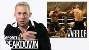 MMA Fighter Georges St-Pierre Breaks Down MMA Scenes From Movies