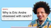 Eric Andre Goes Undercover on Reddit, YouTube and Twitter