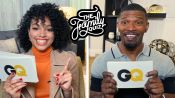 Jamie Foxx and Corinne Foxx Ask Each Other 28 Questions