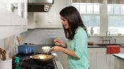 Katie Lee's Ginger Chicken Stir-Fry