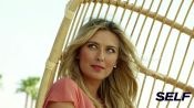 Go Behind the Scenes with Maria Sharapova's Cover Shoot