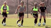 Go Behind the Scenes With the U.S. Women's National Team