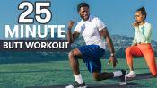 25-Minute Bodyweight Butt Workout